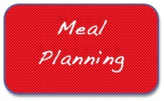 meal planning red dots