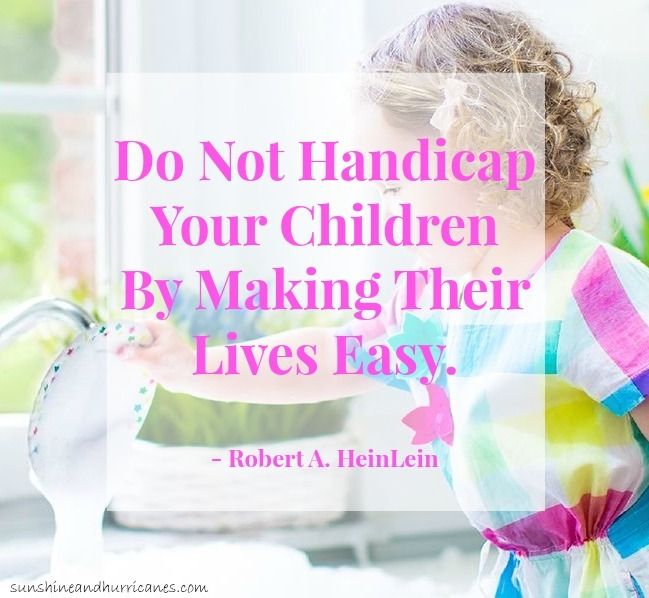 The Importance of Chores for Children. The secret to raising happy and confident kids who grow up to become capable and successful adults. sunshineandhurricanes.com