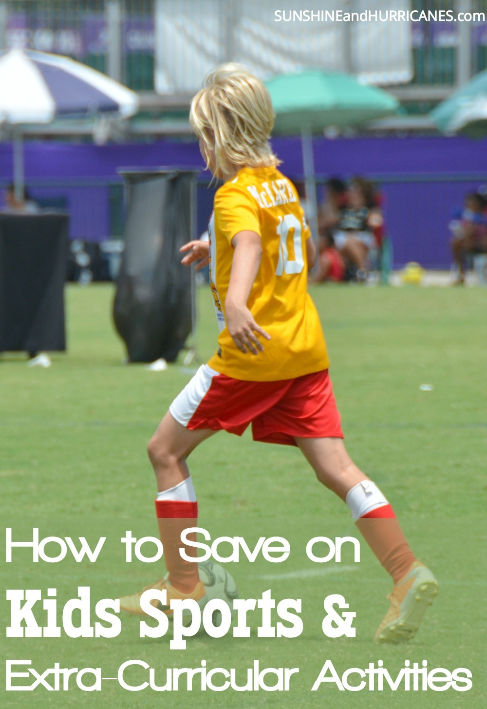 Whether your kids play sports, dance their hearts out, compete at gymnastics or pursue any of their passions, it can become a costly for the family budget. There are many ways to help make all these activities more affordable and in this post we'll share the best money saving tips we have to offer. How to Save on Kids Sports and Other Extra-Curricular Activities. SunshineandHurricanes.com