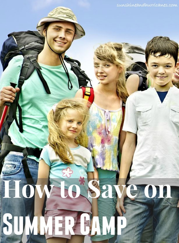These days sending kids to summer camp can be as expensive as sending them to college. However, most families need their kids to have care during the summer and want it to be a fun and enriching experience. Quality summer camps don't have to cost a fortune. We'll show you how to save on summer camp costs and keep the family budget on track. sunshineandhurricanes.com