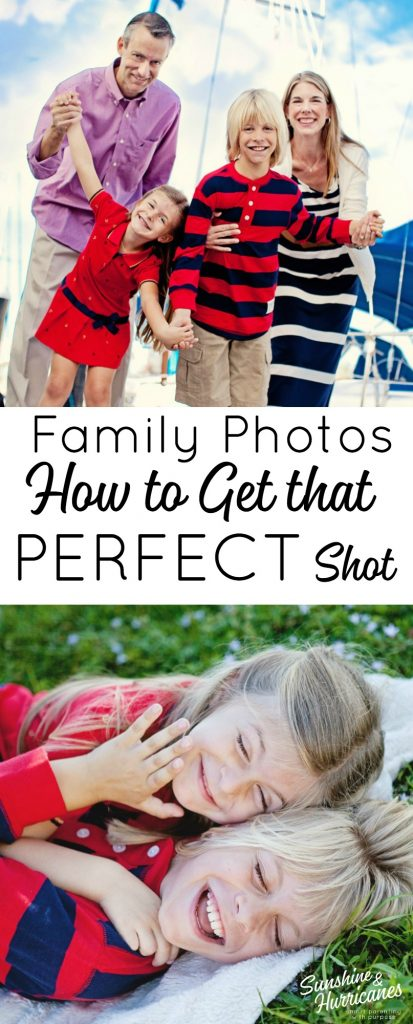 Family Photos - How To Capture That Perfect Shot. Tips From a Pro Photographer
