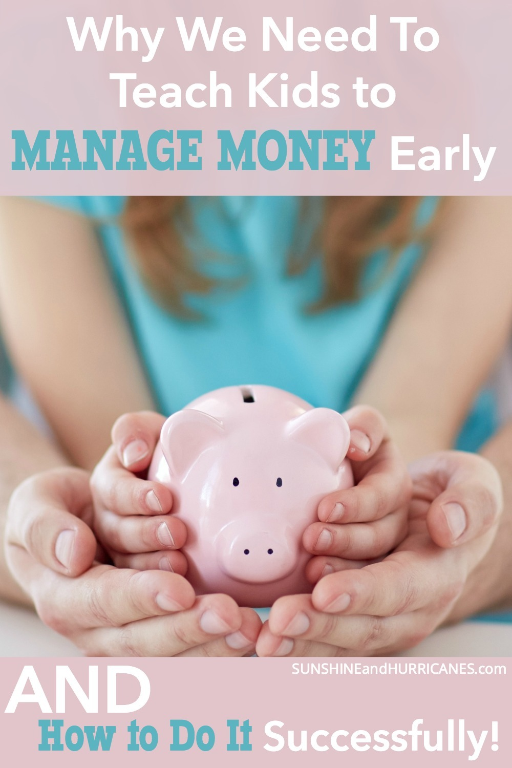 Want to raise kids who will become independent and successful adults? One of the key life skills they will need is money management. Since teaching kids to manage money is rarely done in schools it's up to parents to cover this important topic and it's easier than you think! Here is how to do it...