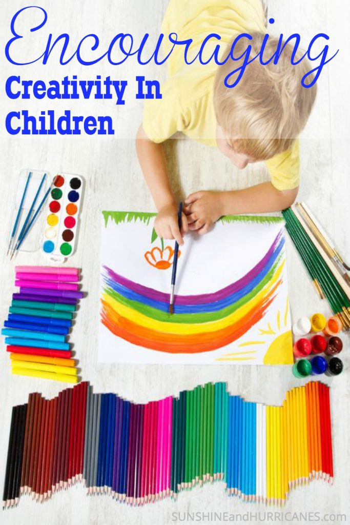Looking for more ways to grow your children's creative thinking? Creativity is far MORE than art projects, learn all the easy ways to nurture creativity in kids from toddlers to teens with these suggestions.Excellent ideas to help your kids become creative thinkers. Encouraging Creativity In Children