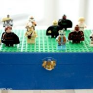 DIY LEGO Travel Box