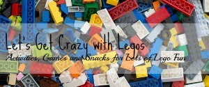 Let's Get Crazy with Legos
