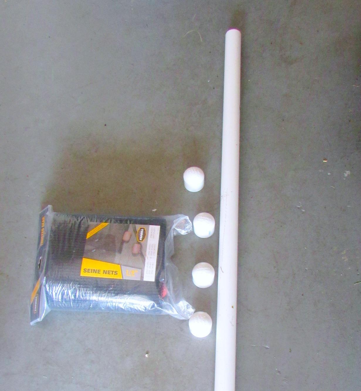 DIY Seine Net