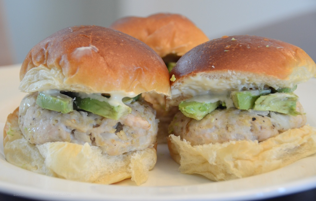 Quick and Easy Turkey Sliders