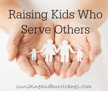 Raising Kids Who Serve