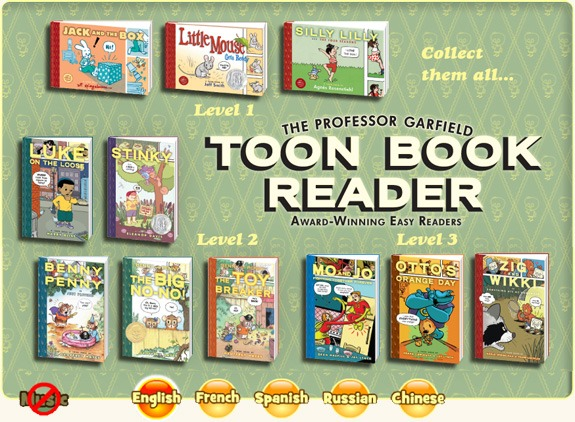 Book Titles For Early Readers