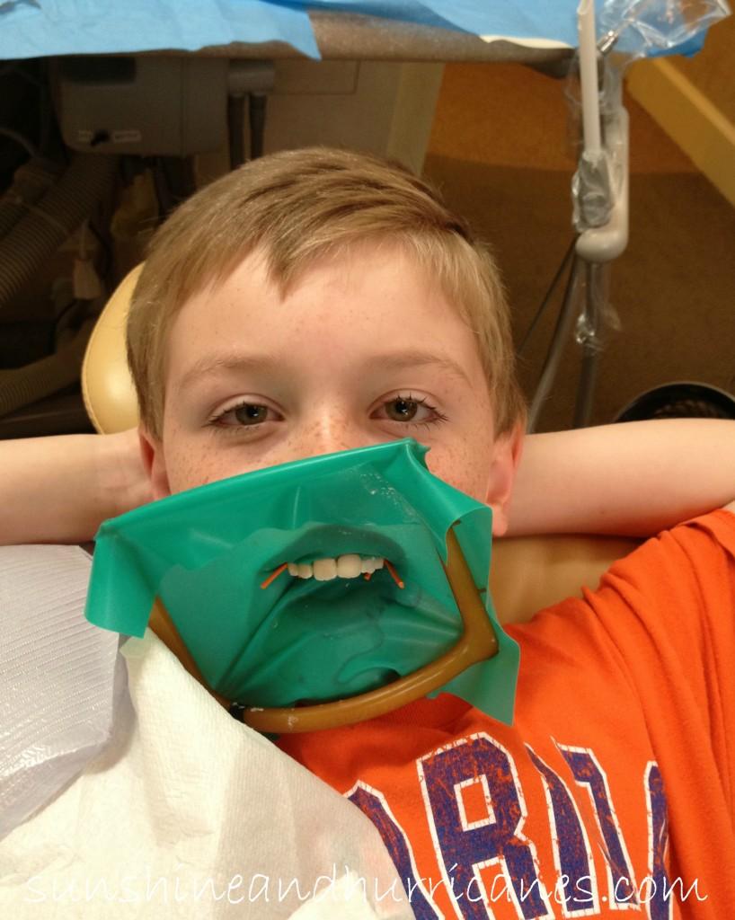 Kid's Dental Injuries- How To Handle