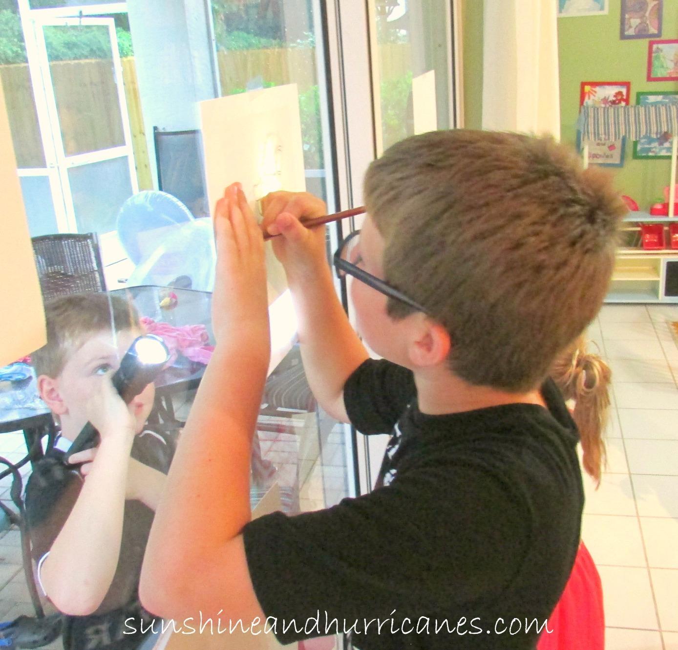 Watercolor Pencils DIY With Kids
