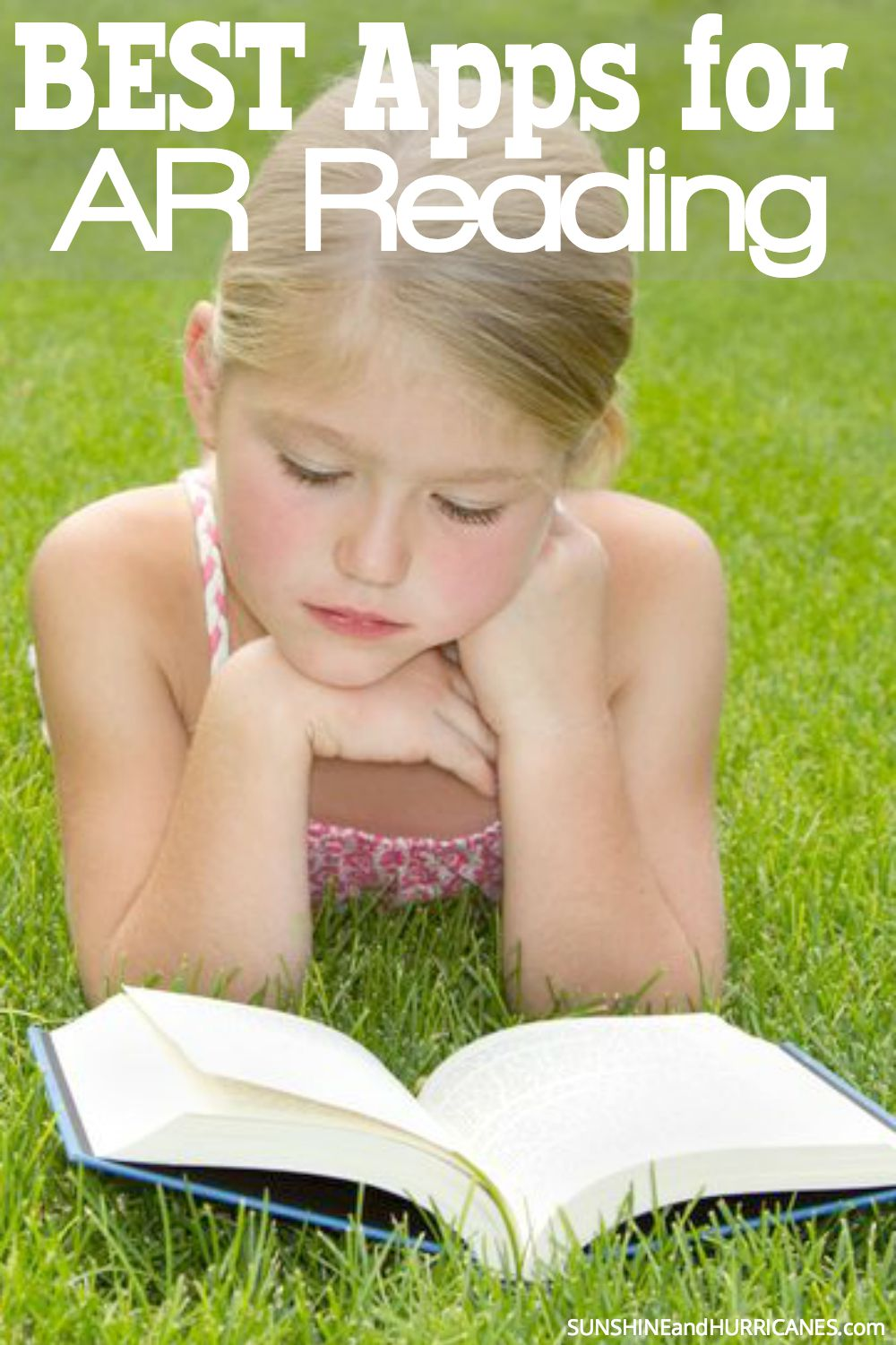 Is your child participating in the AR Reading program at school? We've found the best apps to help you identify point values of books as well as to find skill level and age appropriate books that your child will enjoy! A great resource for any parent with a child in Elementary School. AR Reading Best Apps. SunshineandHurricanes.com