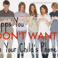 Las peores Apps para niños