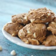 Easy 3 Ingredient Pumpkin Cookies