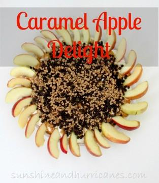 Caramel Apple Delight