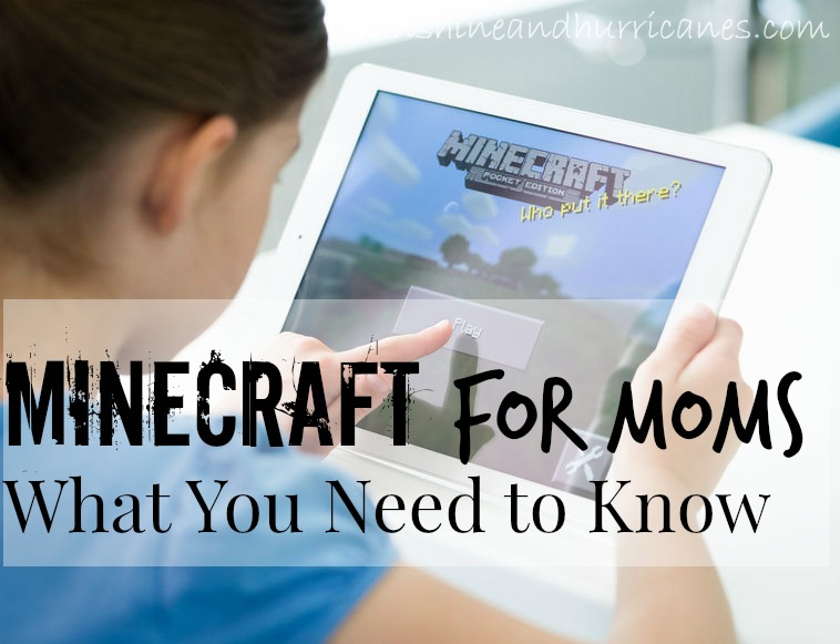 Minecraft for Moms