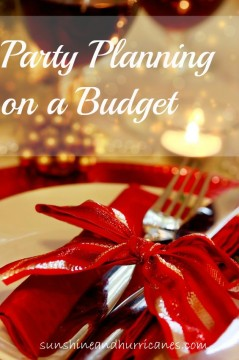 Party Planning on a Budget