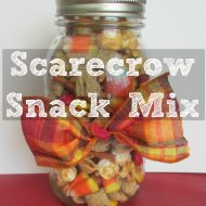 Scarecrow Snack Mix