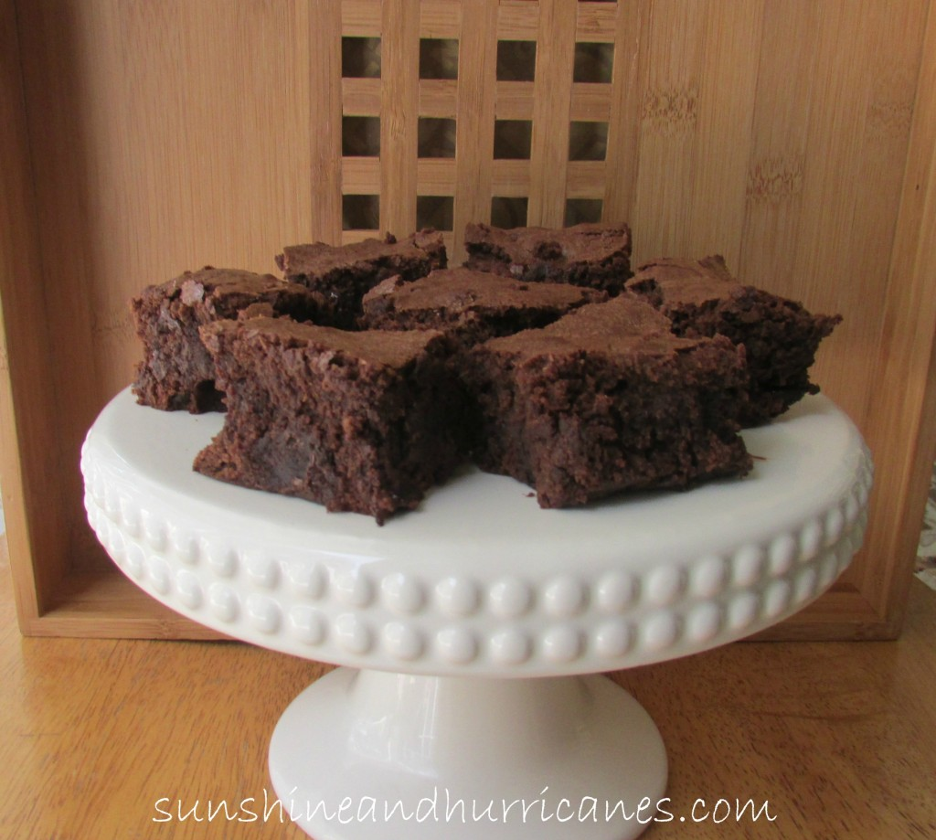 Best Ever Homemade Brownies