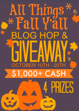 All Things Fall Giveaway