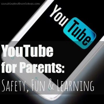 You Tube for parents