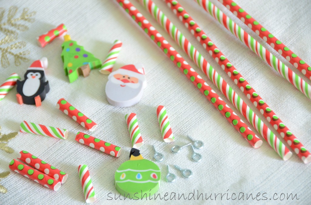 Kid's Christmas Necklaces
