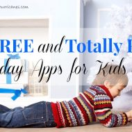 Five Free and Totally Fun Holiday Apps for Kids