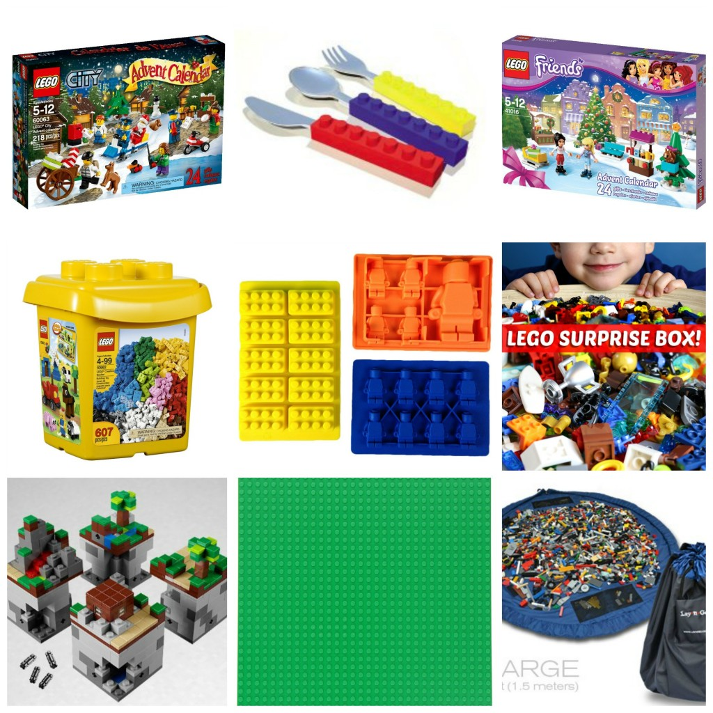 Gifts for the Lego Lover Kids. sunshineandhurricanes.com