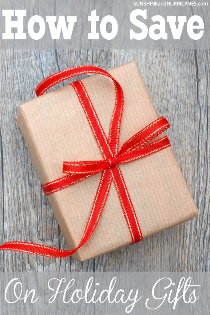 We all want to be able to give gifts that people will appreciate, but we also have to make sure we don't overspend or rack up unnecessary debt. Here are some tips and tricks for how to save on holiday gifts while still giving generously. SunshineandHurricanes.com
