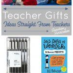 Teacher Gifts - Ideas for Teacher Appreciation Gifts, End of Year Teacher Gifts and Holiday Gifts