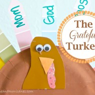 The Grateful Turkey – Thanksgiving Gratitude Craft