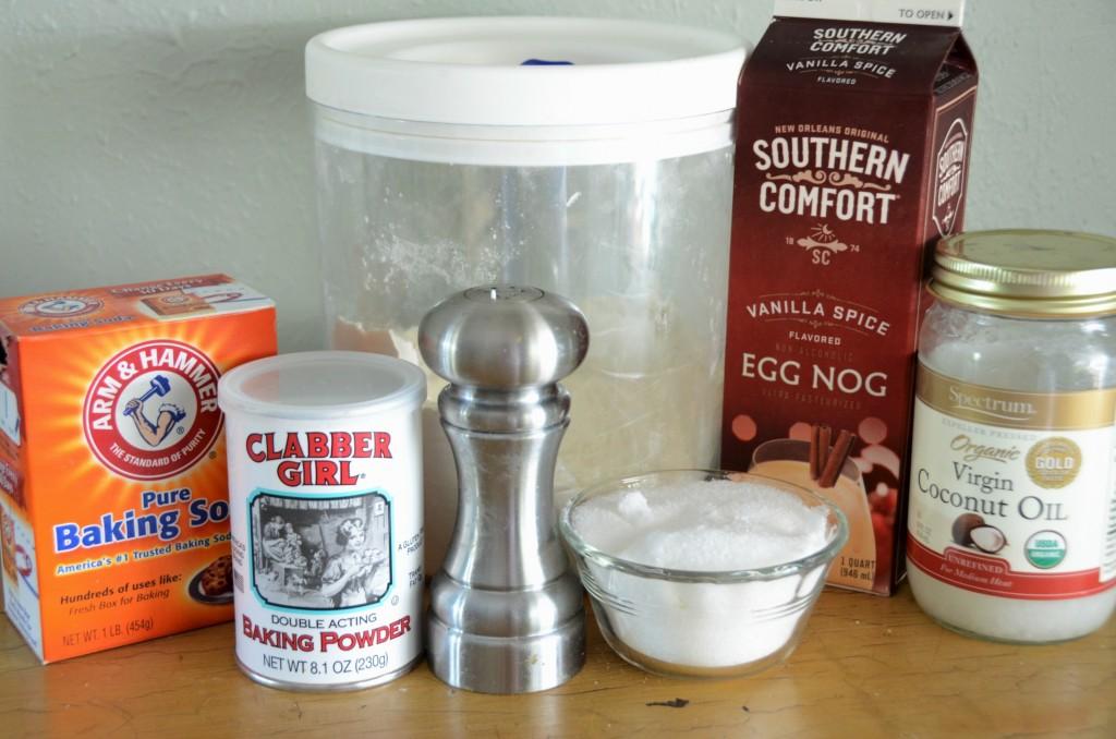 Eggnog Cupcake with Eggnog Buttercream Frosting