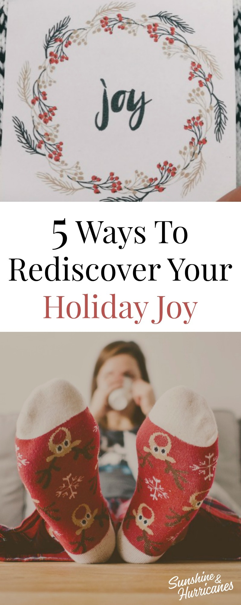 5 Ways To Rediscover Your Holiday Joy By Getting Off The Too Much Train