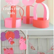 3 Simple Valentine's Day Crafts For Kids