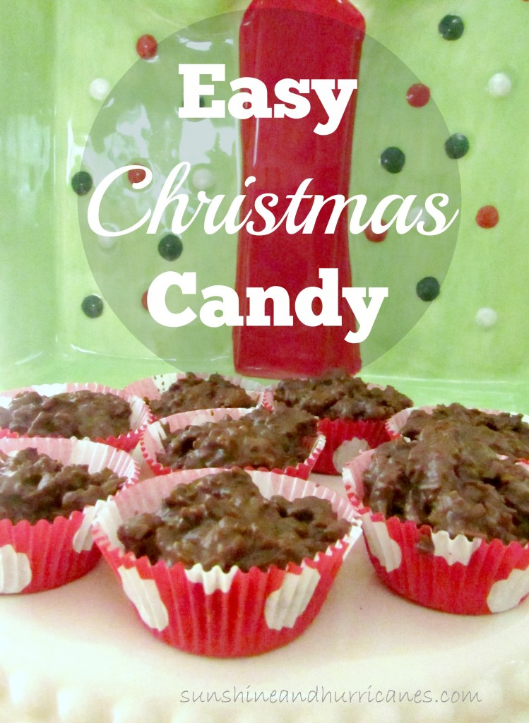 Quick Christmas Candy: The Coco-Nutties are an easy and delicious treat for any holiday event or gift. Only 3 ingredients and 15 minutes of prep required!