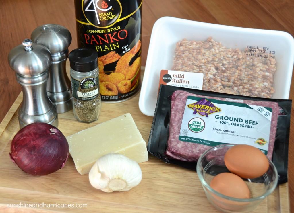 Irresistible Italian Meatballs Recipe. sunshineandhurricanes.com
