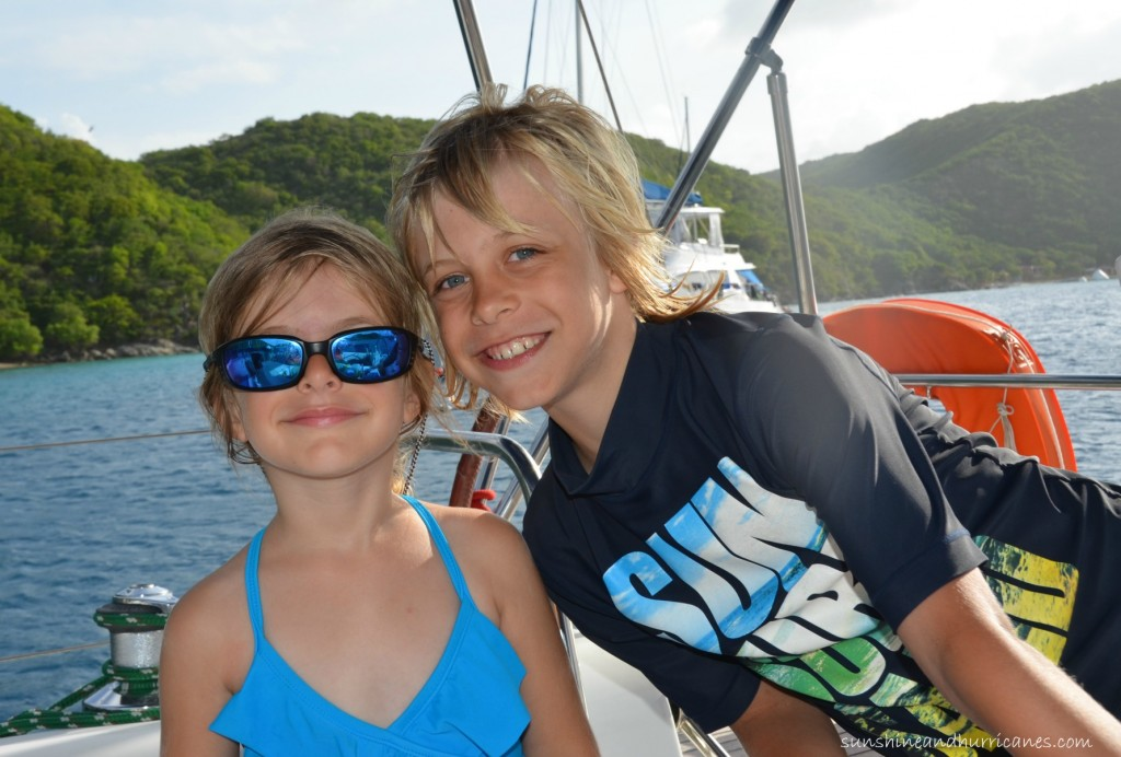 Looking for a Once in a Lifetime Adventure for You and Your Kids. Sailing with Kids A One of a Kind Family Vacation. sunshineandhurricanes.com
