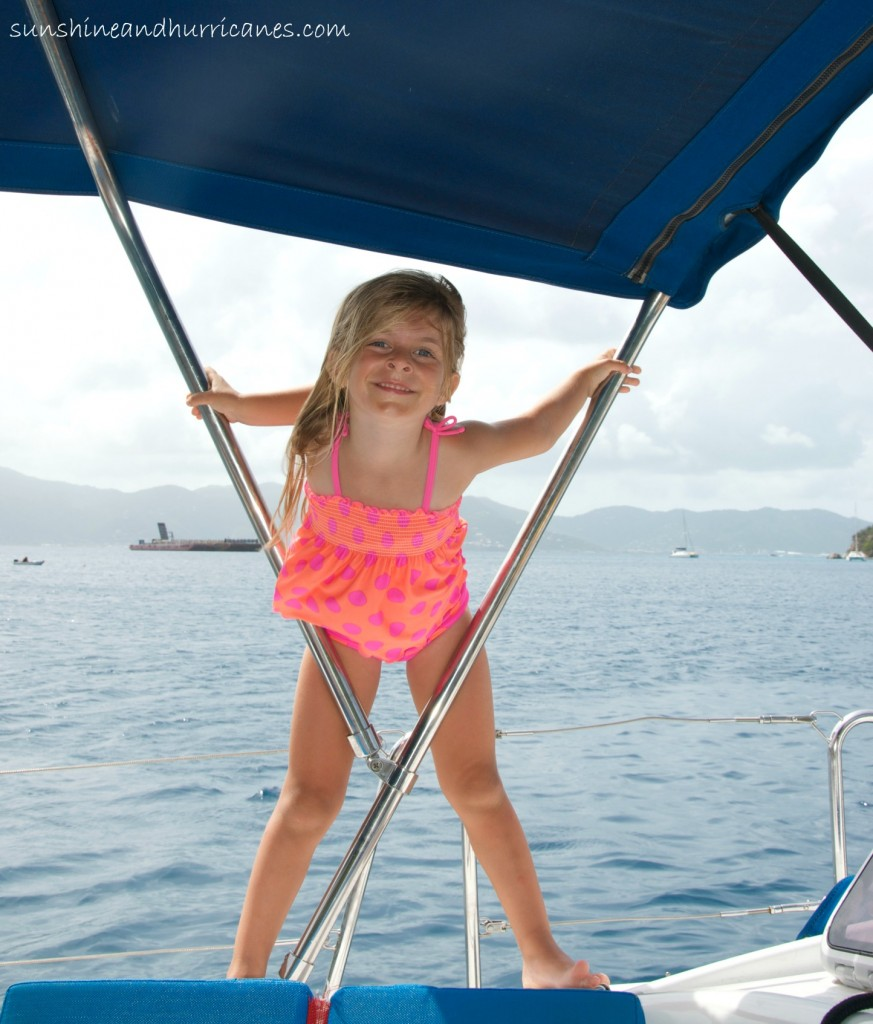Sailing with Kids a One of a Kind Vacation. sunshineandhurricanes.com