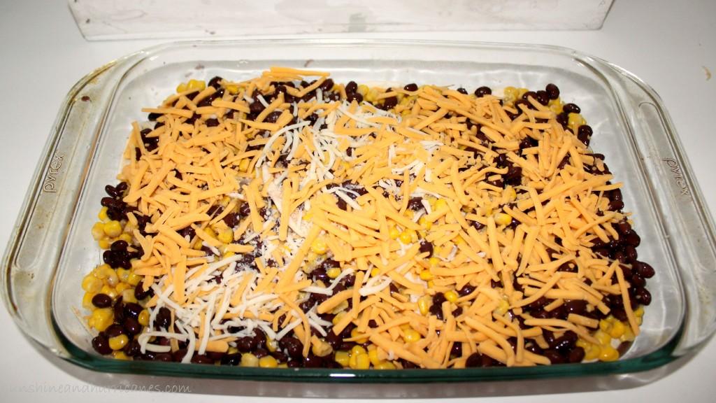 Tex-Mex Lasagna - Sunshine and Hurricanes