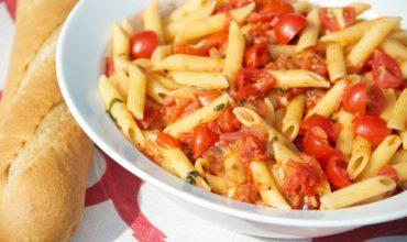 Bruschetta Pasta Recipe Fresh From Florida. sunshineandhurricanes.com