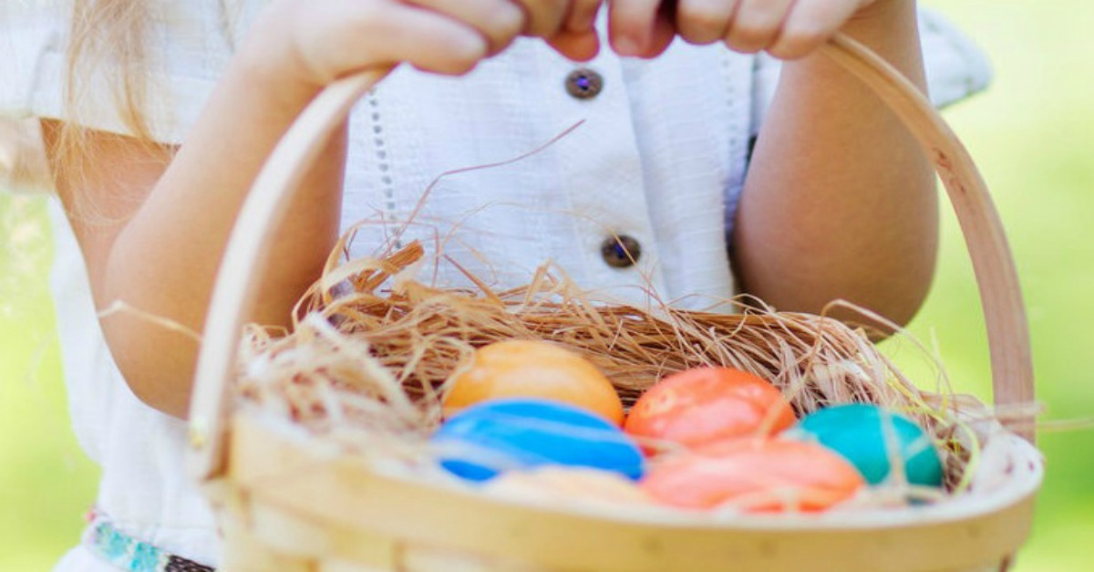 Non candy easter basket ideas sweet no sugar ideas for Non traditional easter dinner ideas