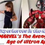 Marve's The Avengers: Age of Ultron Super Heroes Assemble App