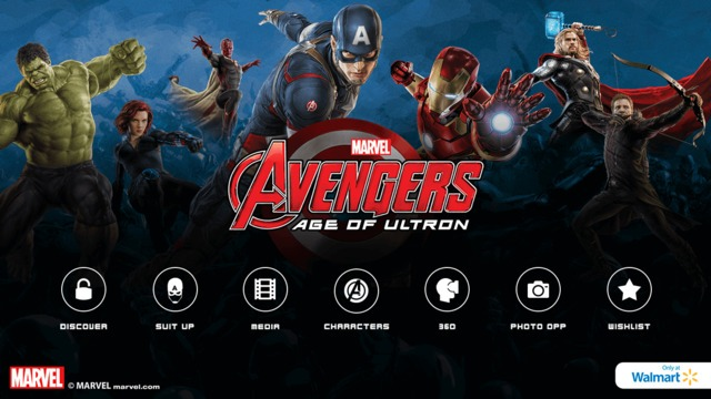 Fans of MARVEL's The Avengers series will love this new app that allows users to interact with the characters in fun photo opps, learn more about their backstories and watch trailers of the new Marvel's The Avengers: Age of Ultron movie. Download the Super Heroes Assemble app for the iPhone or Android and we'll show you to unlock all it's secrets. SunshineandHurricanes.com