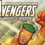 MARVEL Avengers Assemble Captain Citrus and Twitter Party