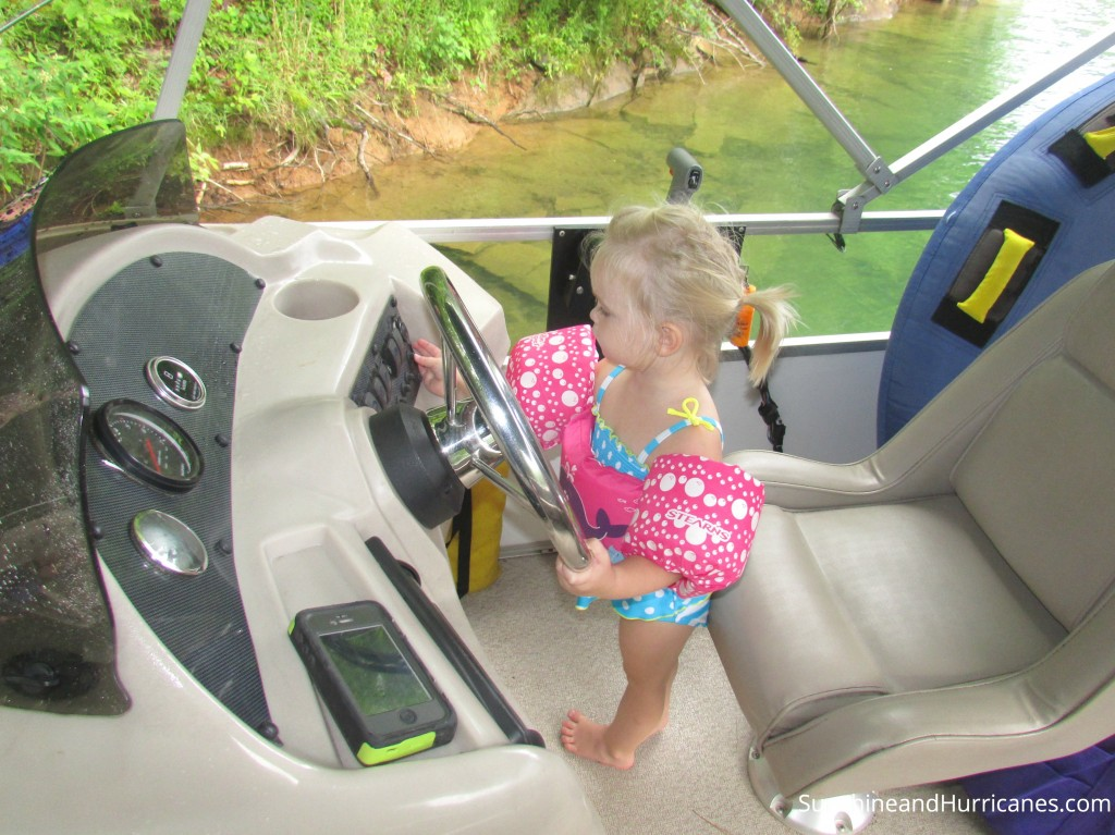 5 Things For A Family Boat Day