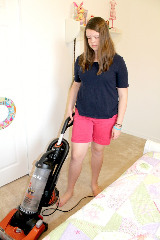Spring Cleaning For Teens