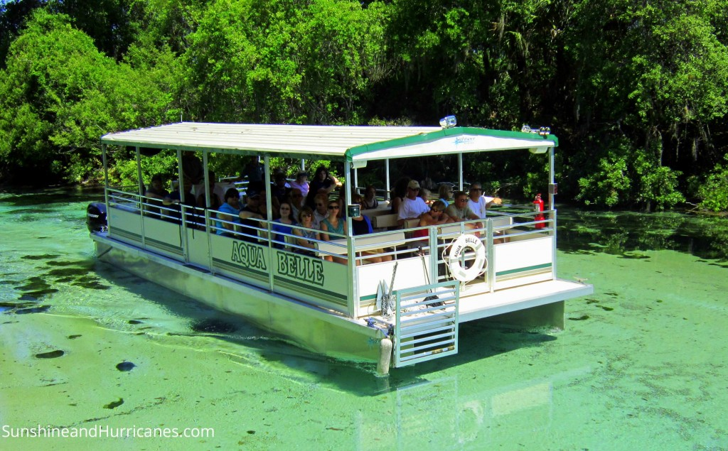 Florida Family Travel Weeki Wachee Springs