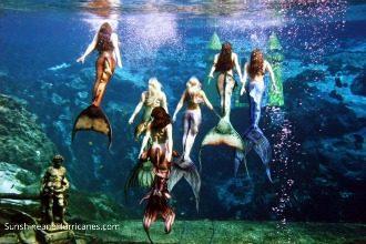 Florida Family Travel Weeki Wachee Springs