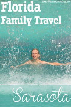 Looking for a fun Florida family getaway? Whether you live in Florida and want a great staycation or if you are traveling to Florida for lots of fun in the sun, Sarasota is a destination not to be missed. In this post, we'll tell you where to find the award winning beaches, why you don't want to miss the Ringling Circus Museum and all the best family friendly attractions, dining option and more. Florida Family Travel Sarasota. SunshineandHurricanes.com