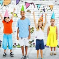 The Ultimate Kids Birthday Party Round-Up